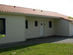 maison ossature bois parthenay