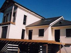 maison ossature bois thouars