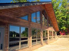 extension maison bois airvault