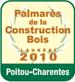 Palmares construction bois 2010